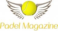 logo Padel Magazine original